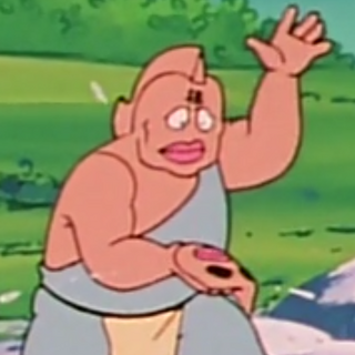 An ancestor of the Kinniku Clan