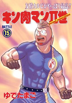 Nisei Volume 15 Cover