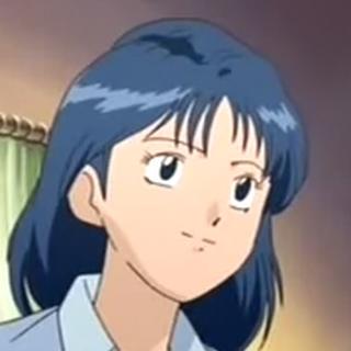 Mari Nikaido in Kinnikuman Nisei