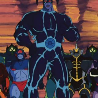 Black Emperor w/his Black Army