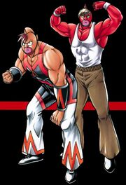 Muscle Brothers Nouveau