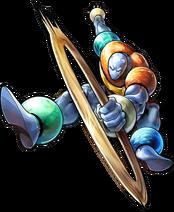 Planetman attack