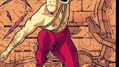 Kinnikuman Ramenman's Theme Kung Fu Fighter With subtitles