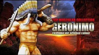 Geronimo- Tamashii no otakebi-魂のおたけび.Grito de guerra apache-Apache War Cry