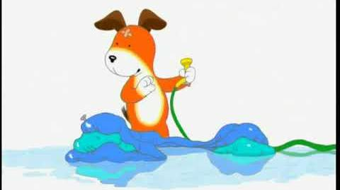 Kipper The Dog - The Paddling Pool