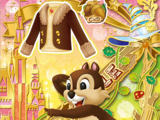 Chip & Dale ・ Winter Coord