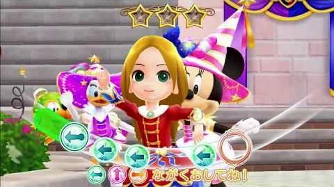 ミッキーマウスマーチ マジックキャッスルEnglish ver.♪6