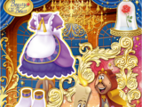 Mrs. Potts Maid Coord