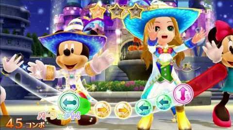 ミッキーマウスマーチ マジックキャッスルver.(ドリームナイトステージ)♪5