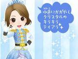 Cinderella Shiny Star Coord