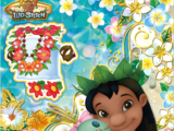 Lilo Flowery Coord