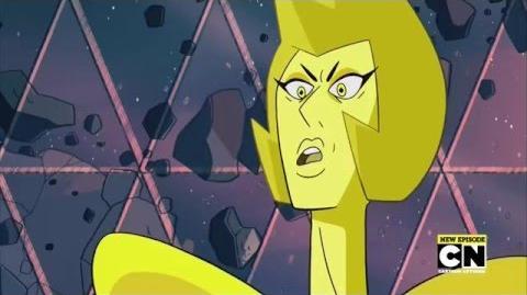 Yellow Diamond - Shut your mouth!