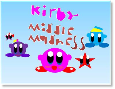 Kirby middle school madness
