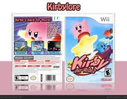 Kirby air ride 2
