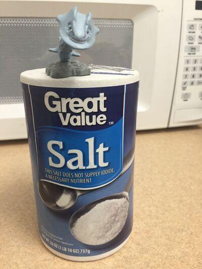 Salt great value
