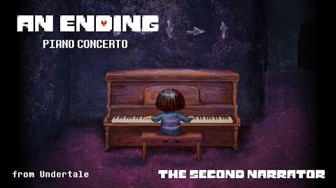 Undertale Piano Concerto - An Ending