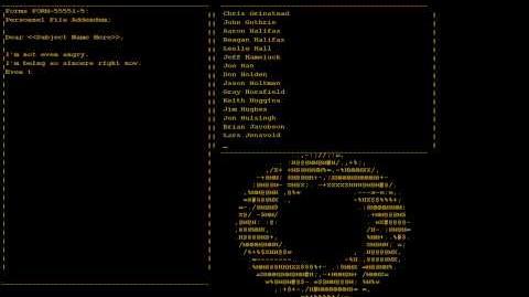 Portal - Still Alive Credits Song in Full 1080p HD