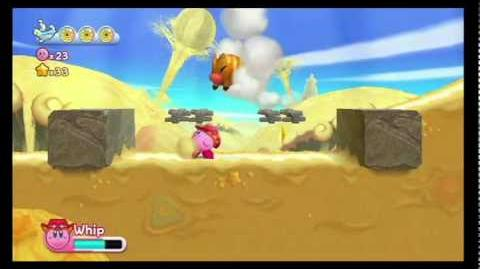 Whip Kirby - Kirby's Return To Dreamland