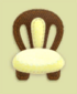 优雅的椅子家具01 毛线卡比