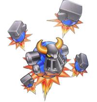 Artwork Mega Titan (KLDE)