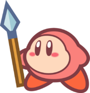 Lancier Waddle Dee artwork KCC