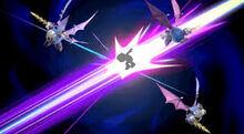 Ultimate Meta Knight Smash