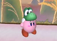Captura Kirby Yoshi