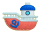 KEY Steamboat sprite