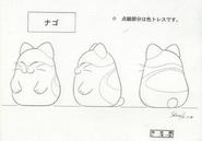 HnK Nago concept art