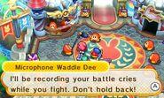 KBR Microphone Waddle Dee