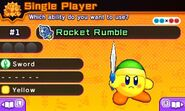 KBR Yellow Kirby