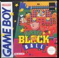 Blockball euro boite