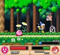 Kirby vs Bomby Bros. Sr