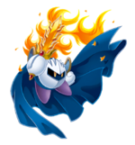 MetaKnight KirbyMouseAttack Artwork