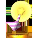 Trophée Bâton étoile 3DS