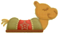 KEY Camel Pillow sprite