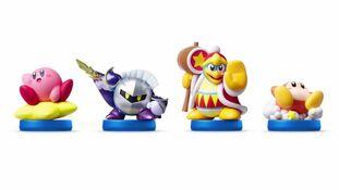 Kirby Planet Robobot Amiibos