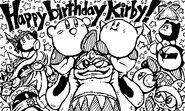 Miiverse Happy Birthday 2