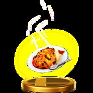 Trophée Curry extrafort U