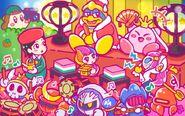 Kirby 25th Anniversary artwork 15