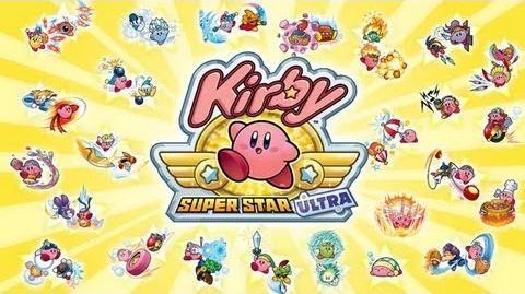Marx Battle - Extended - Kirby Super Star Ultra Musik