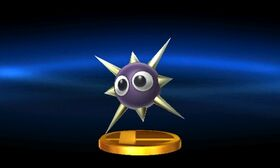 SSB3DS Gordo Trophy