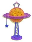 KEY Saturn Stand sprite