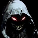 Disturbed mascot the guy