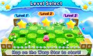 Kirby3DRumbleLevelSelect