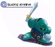 Sword knight (Air Ride)