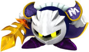 KSA Meta Knight cape model