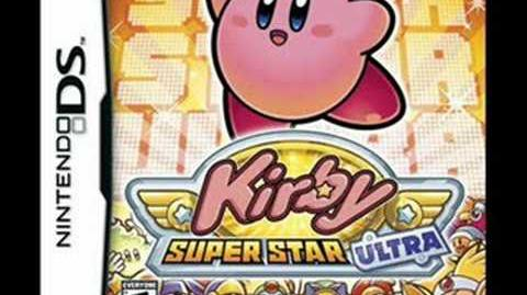 Kirby Super Star Ultra Music - Kabula