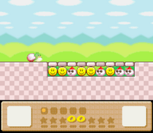 Jumping minigame