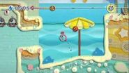 Kirby au fil de l'aventure Trailer gameplay - Wii